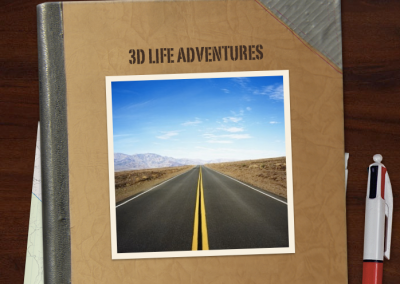3D Life Adventures